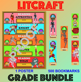 LitCraft: Grade Bundle