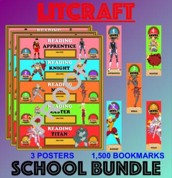LitCraft: School Bundle