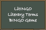 Literary Terms game-LitINGO