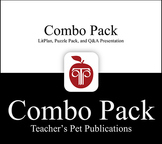 LitPlan Combo Pack That Was Then This Is Now: Lesson Plans, Tests...