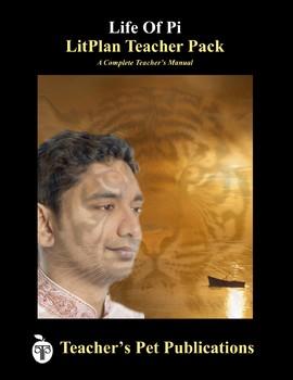 LitPlan Teacher Guide: Life of Pi - Lesson Plans, Questions, Tests
