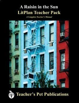LitPlan Teacher Guide: A Raisin in the Sun - Lesson Plans, Questions, Tests