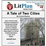 LitPlan Teacher Guide: A Tale of Two Cities - Lesson Plans