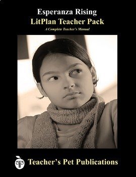 LitPlan Teacher Guide - Lesson Plans, Questions, Tests: Esperanza Rising