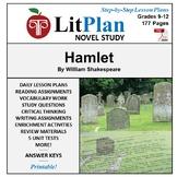 LitPlan Teacher Guide: Hamlet - Lesson Plans, Questions, Tests