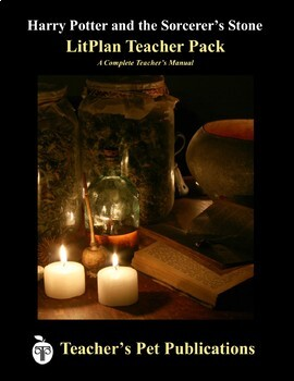 LitPlan Teacher Guide: Harry Potter and the Sorcerer's Stone - Lesson Plans