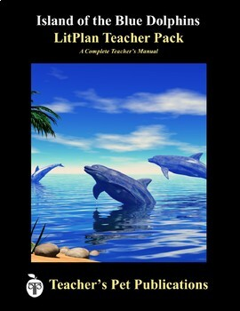 LitPlan Teacher Guide: Island of the Blue Dolphins - Lesson Plans, Questions ...