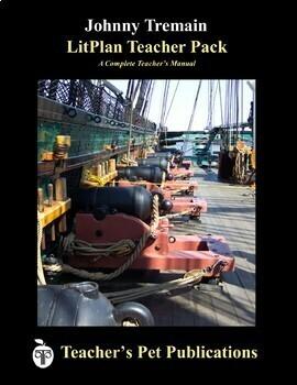 LitPlan Teacher Guide: Johnny Tremain - Lesson Plans, Questions, Tests