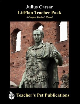 LitPlan Teacher Guide: Julius Caesar - Lesson Plans, Questions, Tests