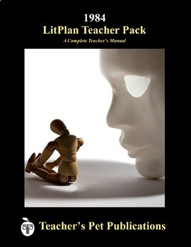 LitPlan Teacher Guide Lesson Plans for 1984