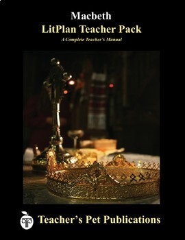 LitPlan Teacher Guide: Macbeth - Lesson Plans, Questions, Tests