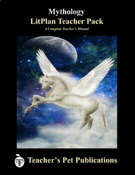 LitPlan Teacher Guide: Mythology (Hamilton's) - Lesson Plans, Questions, Tests