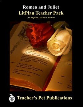 LitPlan Teacher Guide: Romeo and Juliet - Lesson Plans, Questions, Tests