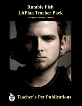 LitPlan Teacher Guide: Rumble Fish - Lesson Plans, Questions, Tests