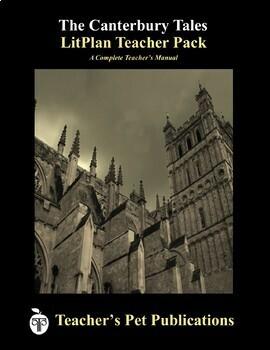 LitPlan Teacher Guide: The Canterbury Tales - Lesson Plans, Questions, Tests