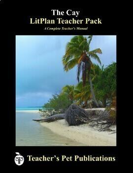 LitPlan Teacher Guide: The Cay - Lesson Plans, Questions, Tests