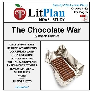LitPlan Teacher Guide: The Chocolate War - Lesson Plans, Q