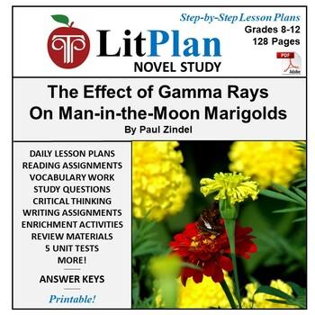 LitPlan Teacher Guide: The Effect of Gamma Rays on Man-in-