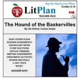 LitPlan Teacher Guide: The Hound of the Baskervilles - Lesson Plans, Questions