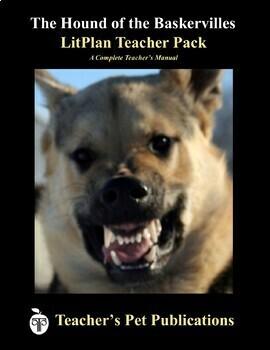 LitPlan Teacher Guide: The Hound of the Baskervilles - Lesson Plans, Questions