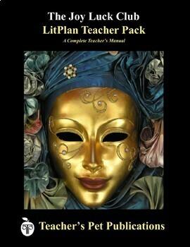 LitPlan Teacher Guide: The Joy Luck Club - Lesson Plans, Questions, Tests