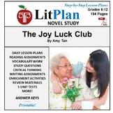 LitPlan Teacher Guide: The Joy Luck Club - Lesson Plans, Q