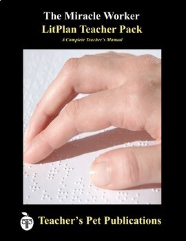 LitPlan Teacher Guide: The Miracle Worker - Lesson Plans, Questions, Tests