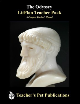 LitPlan Teacher Guide: The Odyssey - Lesson Plans, Questions, Tests