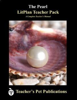 LitPlan Teacher Guide: The Pearl - Lesson Plans, Questions, Tests