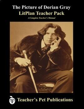 LitPlan Teacher Guide: The Picture of Dorian Gray - Lesson Plans, Questions ...