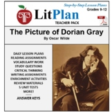 LitPlan Teacher Guide: The Picture of Dorian Gray - Lesson