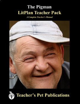 LitPlan Teacher Guide: The Pigman - Lesson Plans, Questions, Tests