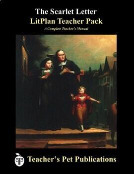 LitPlan Teacher Guide: The Scarlet Letter - Lesson Plans, Questions, Tests