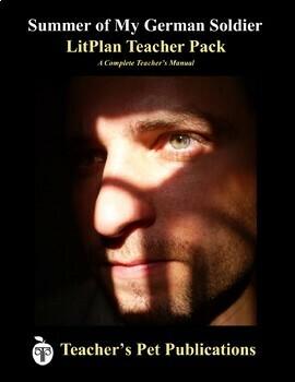 LitPlan Teacher Guide: Summer of My German Soldier - Lesson Plans, Questions
