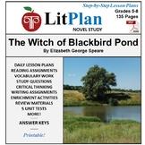 LitPlan Teacher Guide: The Witch of Blackbird Pond - Lesson Plans, Questions ...