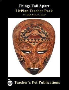LitPlan Teacher Guide: Things Fall Apart - Lesson Plans, Questions, Tests