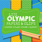 Lite Olympic Paper & Clips
