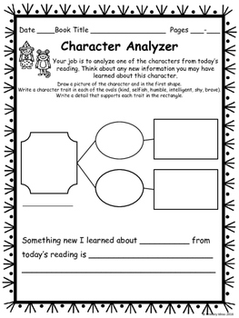 Literacture Circles for the Primary Grades