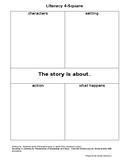 Literacy 4-Squares