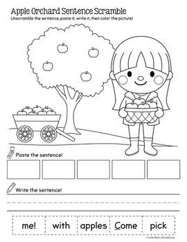 Word Work - Fun With Words Sampler