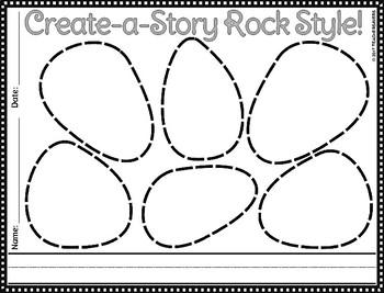 Literacy Activities Story Starters