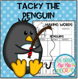 Literacy Activities and Crafts to accompany Tacky the Penguin