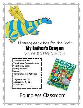Literacy Activities for My Father's Dragon