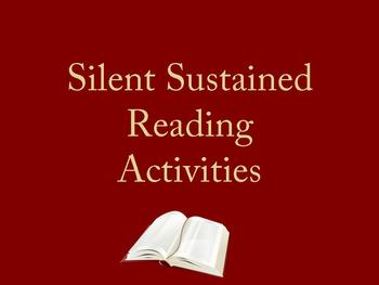 Literacy Activities for Silent Sustained Reading