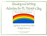 Literacy Activities for St. Patrick's Day