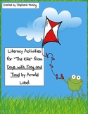 "Literacy Activities for ""The Kite"" by Arnold Lobel"