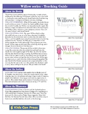 Literacy Activities to Support the WILLOW Picture Book Series
