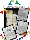 Literacy Activity Log