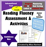 Literacy Activity Sheets for 2nd Grade, Condoleeza Rice