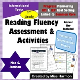 Literacy Activity Sheets for 2nd Grade, Mae C. Jemison